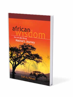 African Wisdom Book Cover